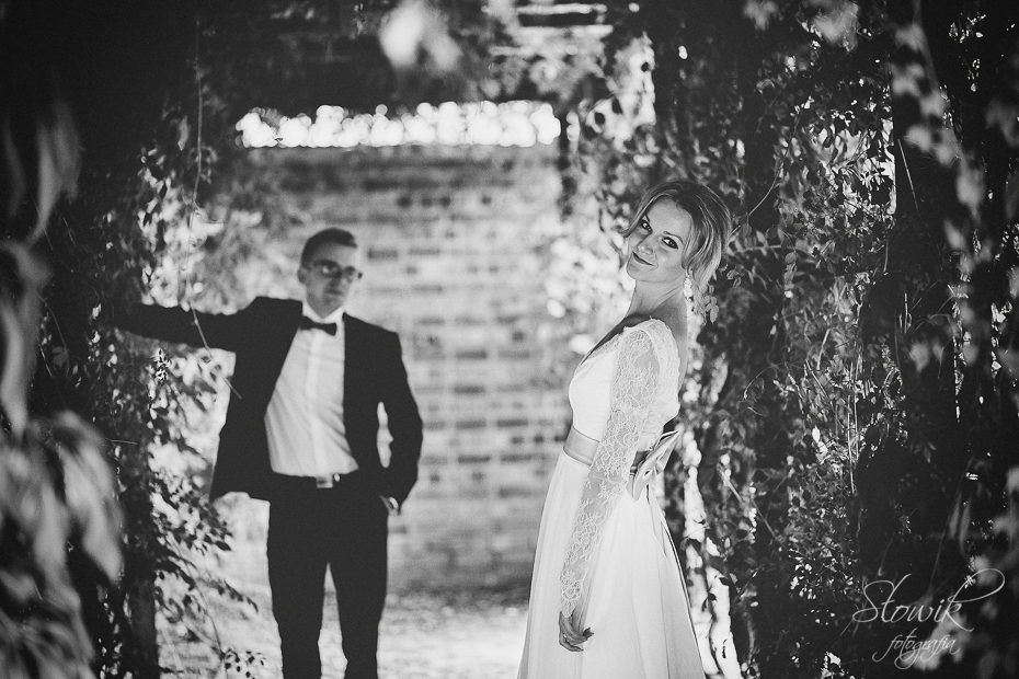 zdjęcia ślubne na zamku
